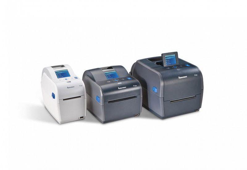 Namizni tiskalnik etiket Intermec PC43